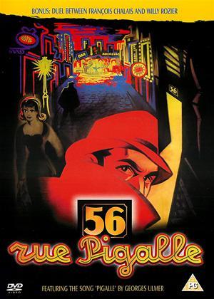 56, rue Pigalle Online DVD Rental