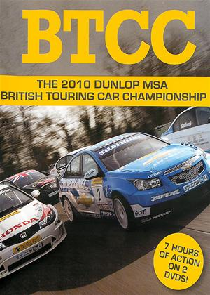Rent BTCC: The 2010 Dunlop MSA Online DVD Rental