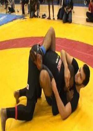 JJB Grappling Luta Livre Collection with Mathieu: Vol.7 Online DVD Rental