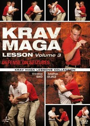 Rent Krav Maga: Lesson: Vol.3 Online DVD Rental
