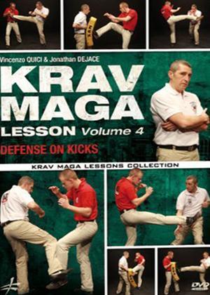 Rent Krav Maga: Lesson: Vol.4 Online DVD Rental