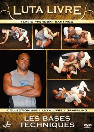 JJB Grappling Luta Livre Collection with Flavio Peroba: Vol.8 Online DVD Rental