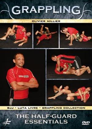 JJB Grappling Luta Livre Collection with Oliviers Milliers: Vol.10 Online DVD Rental