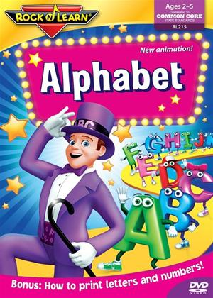 Rent Alphabet Online DVD Rental