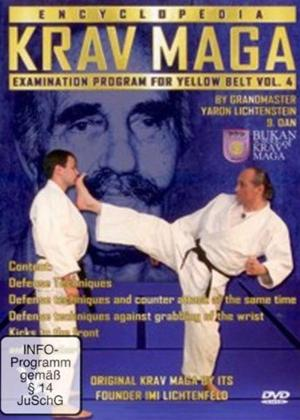 Rent Krav Maga Encyclopedia Examination Program for Yellow Belt: Vol.4 Online DVD Rental