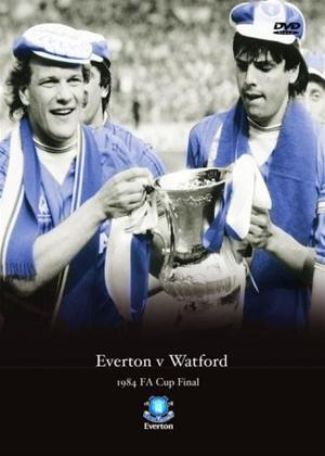 Rent Everton V Watford 1984 FA Cup Final Online DVD Rental