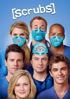Scrubs Online DVD Rental
