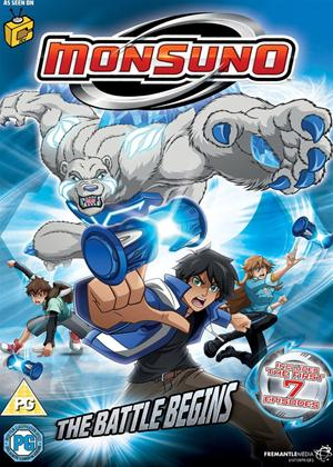 Rent Monsuno: Vol.1 Online DVD Rental