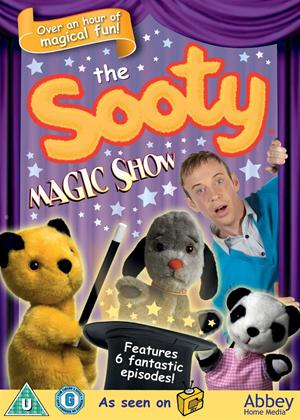 The Sooty Magic Show Online DVD Rental