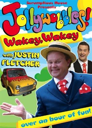 Justin Fletcher: Jollywobbles Online DVD Rental