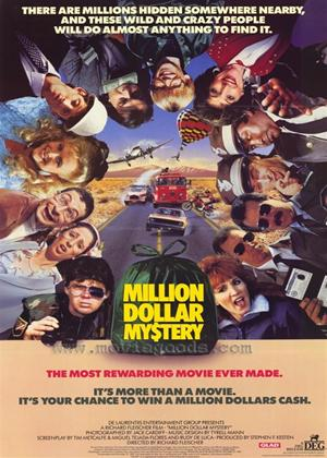 Million Dollar Mystery Online DVD Rental