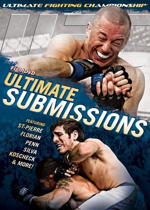 Rent UFC Ultimate Submissions Online DVD Rental