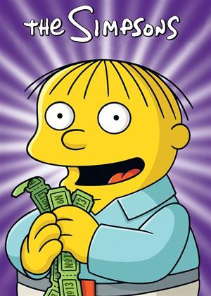 The Simpsons Online DVD Rental