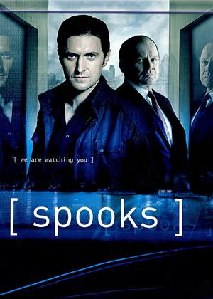 Spooks Online DVD Rental