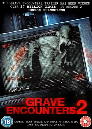 Rent Grave Encounters 2 Online DVD Rental