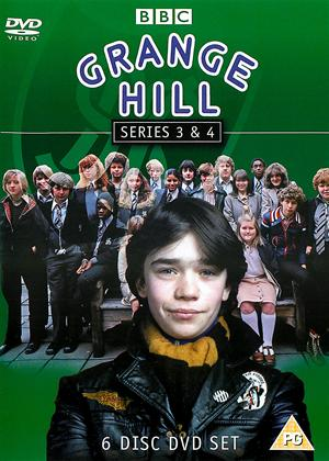 Grange Hill: Series 3 and 4 Online DVD Rental