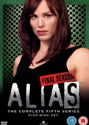Alias: Series 5 Online DVD Rental