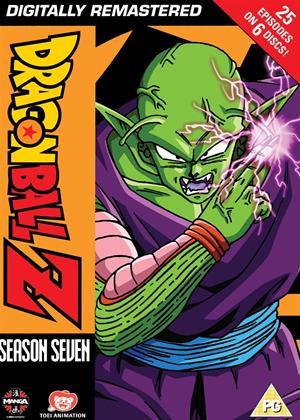 Rent Dragon Ball Z: Series 7 Online DVD Rental