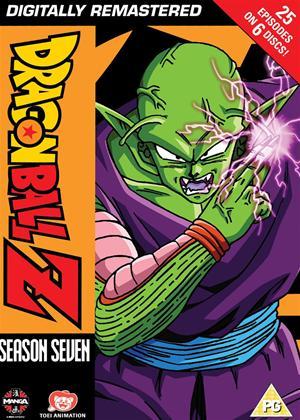 Dragon Ball Z: Series 7 Online DVD Rental