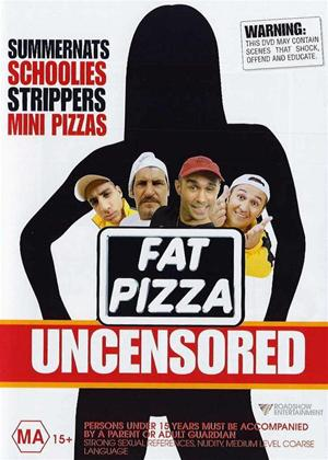 Fat Pizza Online DVD Rental