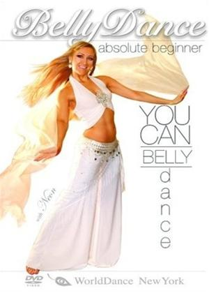 Belly Dance Absolute Beginner: You Can Bellydance Online DVD Rental