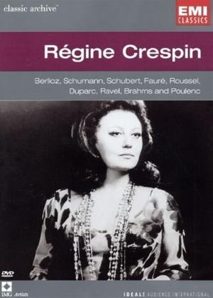 Rent Classic Archive: Regine Crespin Online DVD Rental