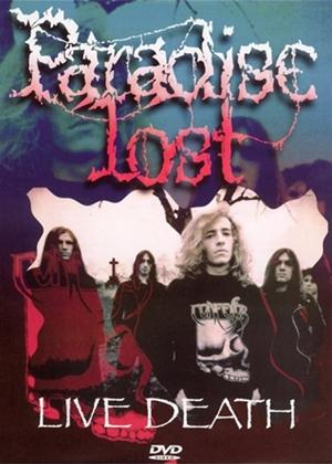 Paradise Lost: Live Death Online DVD Rental