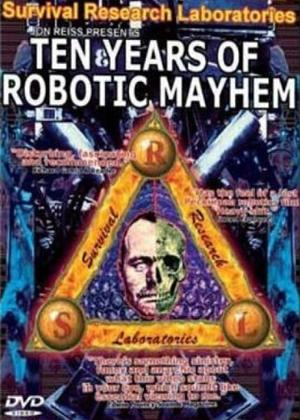 Rent Survival Research Laboratories: Ten Years of Robotic Mayhem Online DVD Rental