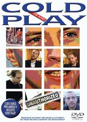 Rent Coldplay: Unauthorised Online DVD Rental