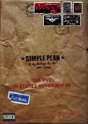 Simple Plan: A Big Package for You Online DVD Rental