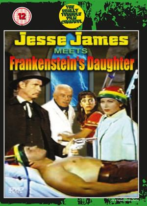 Jesse James Meets Frankenstein's Daughter Online DVD Rental