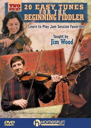 Twenty Easy Tunes for the Beginning Fiddler Online DVD Rental