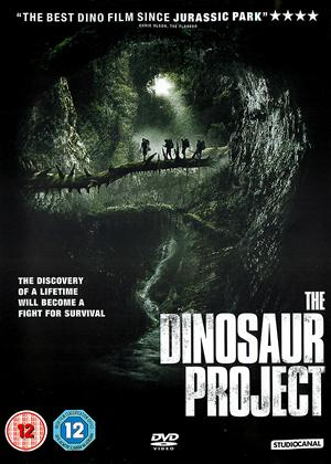 Rent The Dinosaur Project Online DVD Rental