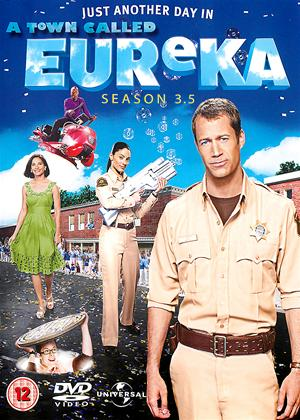 A Town Called Eureka: Series 3.5 Online DVD Rental