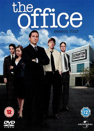Rent The Office: An American Workplace: Series 4 Online DVD Rental