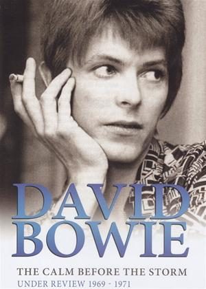 David Bowie: The Calm Before the Storm Online DVD Rental