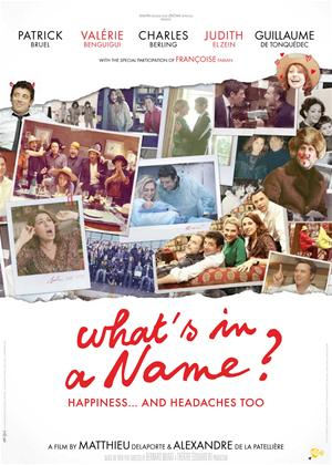 Rent What's in a Name (aka Le Prénom) Online DVD Rental