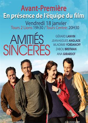 Amitiés Sincères Online DVD Rental