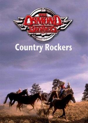 The Osmond Brothers: Country Rockers Online DVD Rental