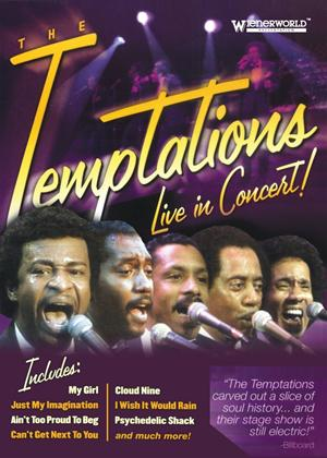 Temptations: Live in Concert Online DVD Rental
