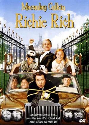 Rent Richie Rich Online DVD Rental