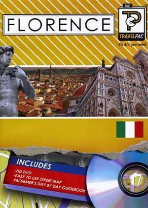 Florence: The Travel-pac Guide Online DVD Rental
