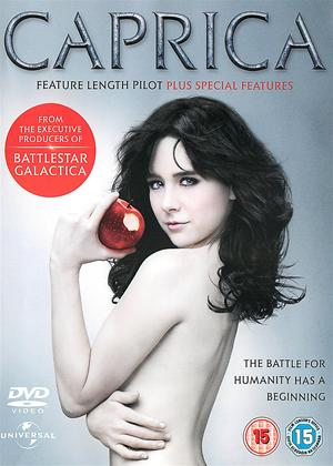 Rent Caprica: The Pilot Online DVD Rental