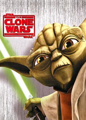 Star Wars: The Clone Wars Online DVD Rental