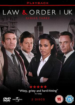 Law and Order UK: Series 3 Online DVD Rental
