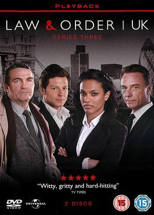 Law and Order UK: Series 3 Online DVD Rental