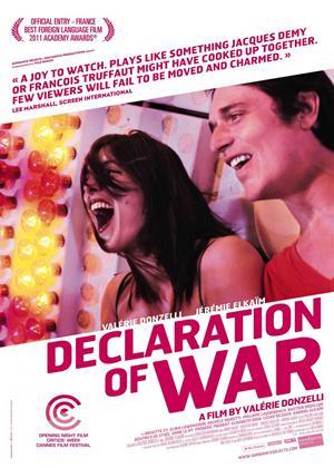 Declaration of War Online DVD Rental