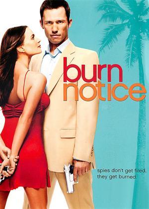 Burn Notice Online DVD Rental