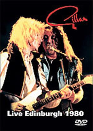 Gillan: Live in Edinburgh 1980 Online DVD Rental