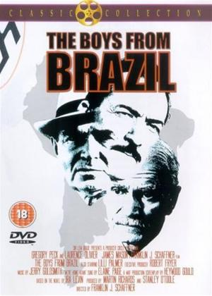 The Boys from Brazil Online DVD Rental